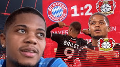 Doppelpack gegen die Bayern |Leon Bailey denkt zurück an den 2:1-Sieg beim Hinspiel in München