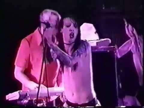 Marilyn Manson live @ Huntridge Theater, Las Vegas, NV, USA 1995/03/28