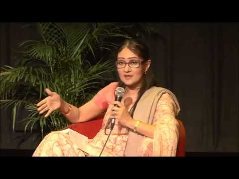 When Ananda Devi speaks on Men being dominant in society