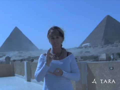 Mudra Dance at The Great Pyramid:   PanHarmonic.com