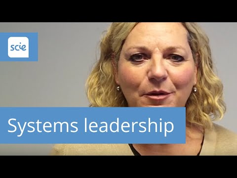 Leadership in integrated care systems (ICSs) | SCIE