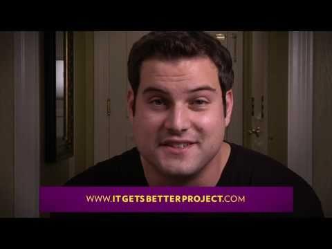 Glee's Max Adler: It Gets Better