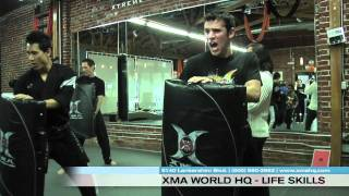 XMA World Headquarters - North Hollywood - Lifeskills Video - Mike Chat
