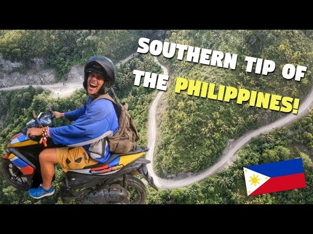 SOUTHERN TIP OF THE PHILIPPINES! (Foreigners Mindanao)