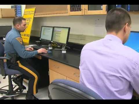 News 12 NJ interviews New Jersey State Police Digital Technology Investigations Unit
