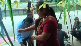 Ponggal Festival Celebrated at Bayu College, Malaysia (Part 4/5)
