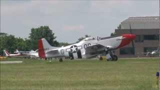 2012 World War II Weekend - Warbird Flights