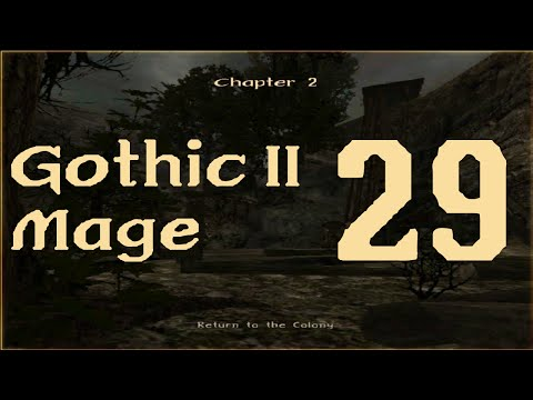 Gothic II - #29. The Weapons Dealer - Chapter 2