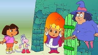 Dora the Explorer: Dora Saves the Prince Games