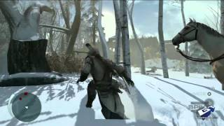 assassin s creed iii e3 2012 hunting gameplay demo