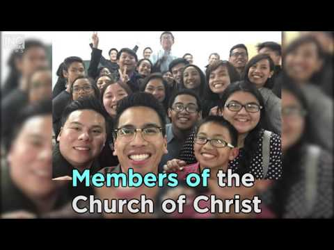 Members of the Church of Christ (INC Sing-Along)
