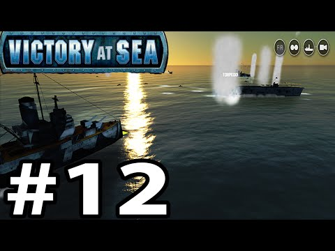 Let`s Play Victory At Sea Pacific Campaign Gameplay Part 12