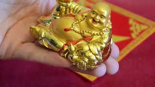 Где купить Хотея?! в интернет магазине по Фэн Шуй!!!!(Хотей лежит с чашей в руке. Он и бог веселья, и бог счастья, бог богатства., 2015-10-23T13:43:08.000Z)