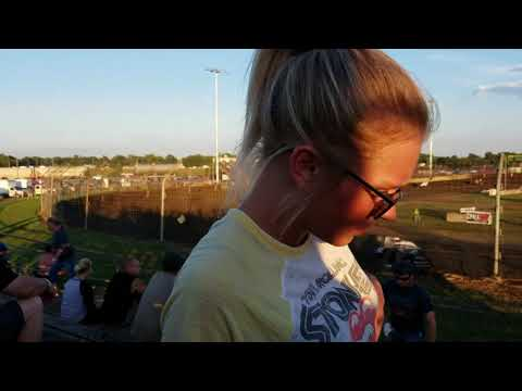 Kokomo Speedway Heat Race 9/2/2018