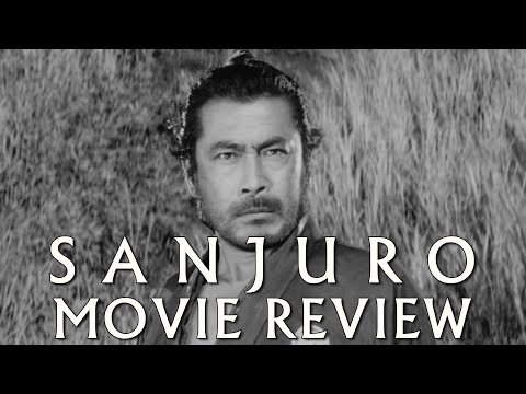 Sanjuro | 1962 | Movie Review | Criterion Collection #53 | Akira Kurosawa | Blu-ray | from YouTube · Duration:  7 minutes 9 seconds