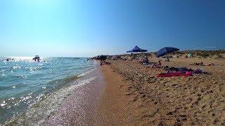 видео Пляжи Благовещенской — Отдых в курортной станице