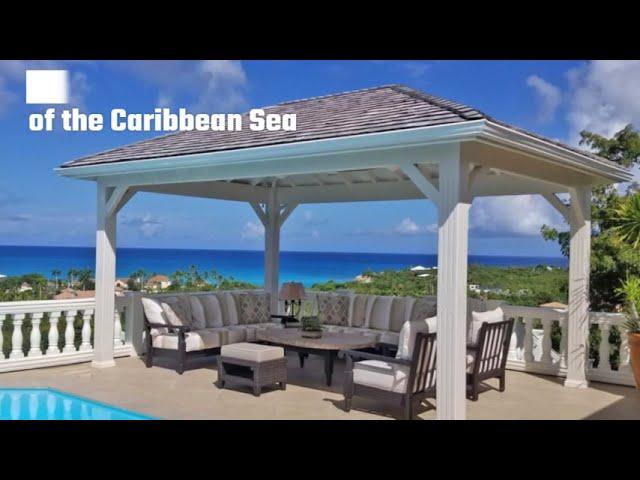 Villa Mille Fleurs Saint Martin Caribbean