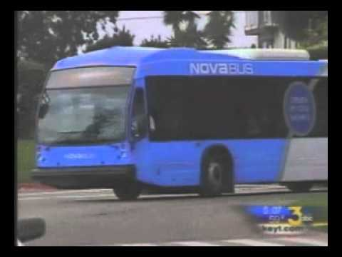 Nova LFS Artic Smart Bus - Santa Barbara MTD Santa Barbara Mtd on