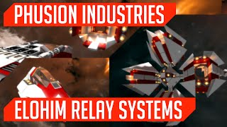 Phusion Industries: Elohim Relay Systems! (Space Engineers)