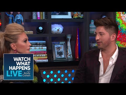 Kate Chastain And Josiah Carter Play 'Would You Rather?' | Below Deck | WWHL