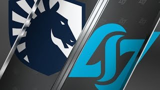 TL vs CLG - Week 6 Day 1 | LCS Summer Split | Team Liquid vs. Counter Logic Gaming (2019)