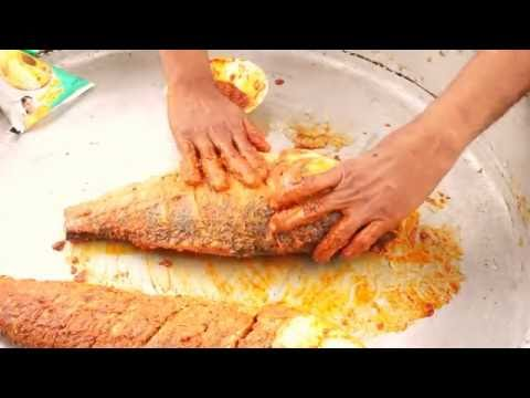 Fish Fry Recipe- Fish Fry Indian Style- Fish Fry In Wild- Indian Forest Cooking - Fish Recipes