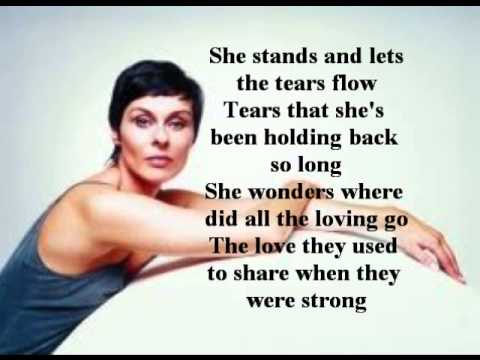 LISA STANSFIELD ALL WOMAN