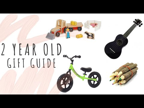 Toys For 2 Year Olds | Gift Guide