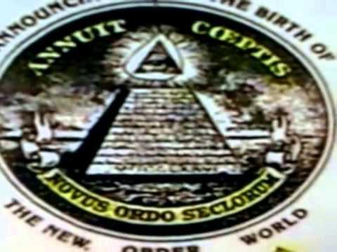 MYSTERY BABYLON 4 Dummies: Holy SEE, Illuminati EYE, Latin on American Dollar - Get it yet ! Rev13