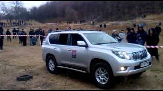 Toyota Land Cruiser Prado 150 на триале 4х4 часть 2