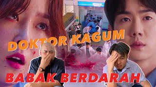 Video Reaksi Doktor: Dr Jiwang Cikgu Kim | K-Drama Babak Tertusuk Besi download MP3, 3GP, MP4, WEBM, AVI, FLV September 2019