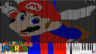 Dark MIDI - SUPER MARIO 64 File Select Theme