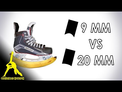 Ice Skates Sharpening Basics & How To Turn Faster?