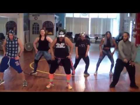 Str8 Up Dance Choreo - Mc Galaxy ft Beniton - Bounce It Remix