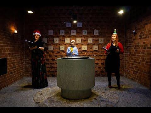 Tanja Heesen und Karla Bytnarova singen Weihnachtslieder