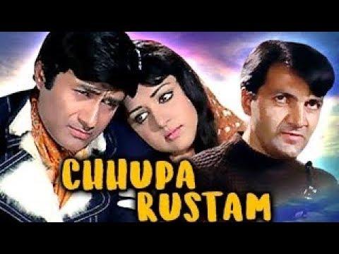 Chhupa Rustam | Dev Anand | Hema Malini | Bindu | Ajit | Full Movie