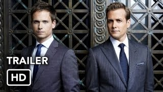 Suits Season 3 Trailer (HD)