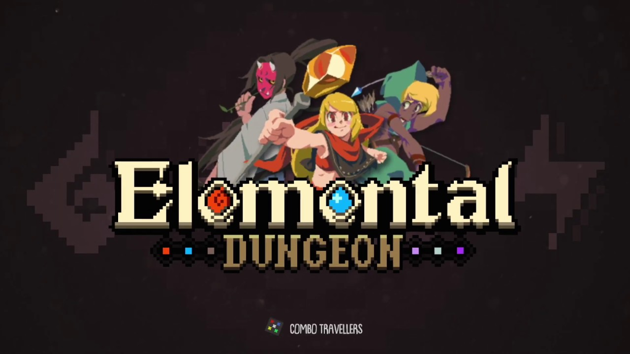 Elemental Dungeon Game Trailer 1 Ios Android Youtube
