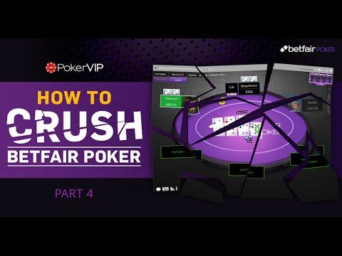 How To Beat Speed Poker: Betfair Part 4