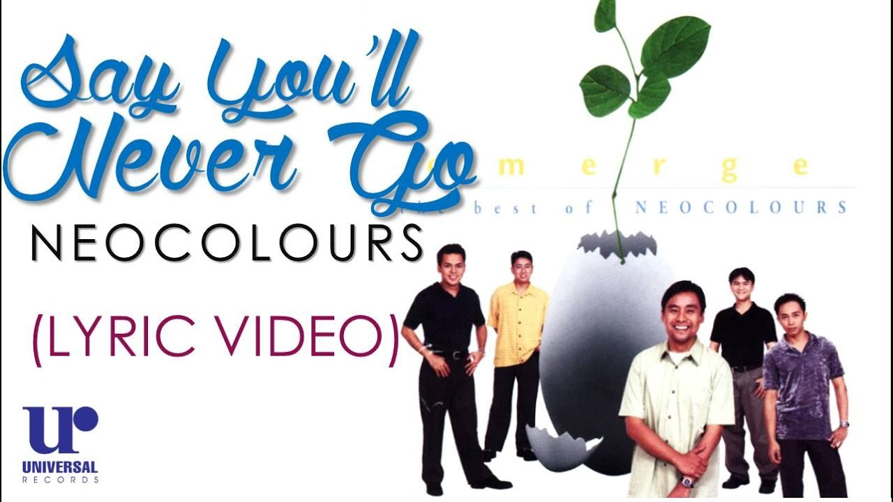 say youll never go neocolours mp3