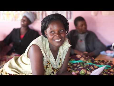 Ten Years with Chikumbuso, Lusaka Zambia