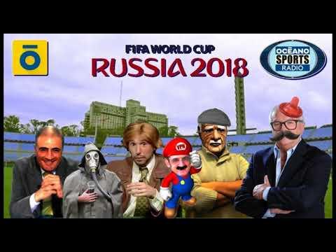 Océano Sports Radio. La Previa: Paraguay - Uruguay 05/09/2017