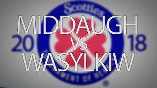 2018 ONT Scotties - Middaugh vs Wasylkiw