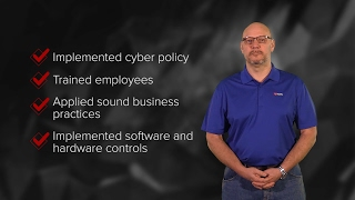 Ask the Manufacturing Specialist: Cyber Security Protection for Small Businesses