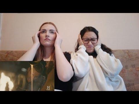 Vikings 5x01 5x02 Reaction Part 2 (Re-Upload)