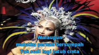 Karaoke version of Sang Dewi - Titi Dj
