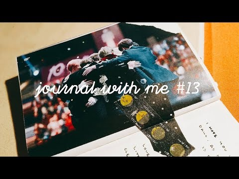 + TRAVELER'S NOTEBOOK JOURNAL WITH ME #13