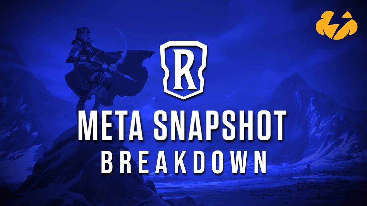 The Fall of Ionia | LOR Meta Snapshot Breakdown | Tempo Strategy Legends of Runeterra [Rising Tide]