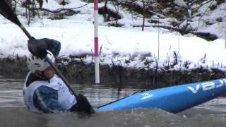 Гребной слалом, Москва р. Яуза. Slalom. Moscow r. Yauza(, 2011-04-20T05:47:46.000Z)