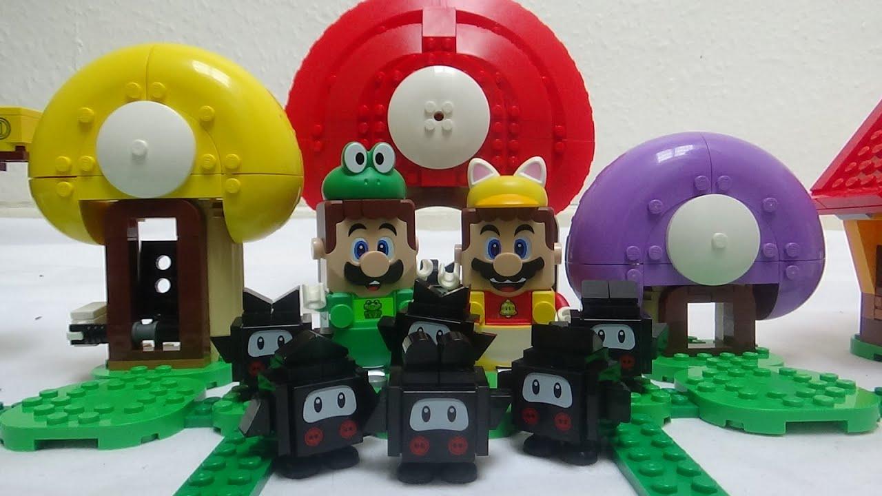 LEGO SUPER MARIO MULTIPLAYER #3...